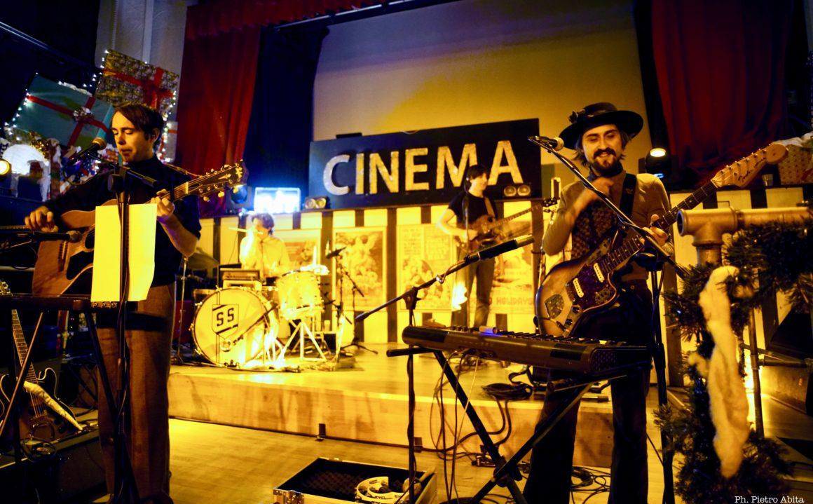 La band di Marco Fasolo: Jennifer Gentle a Catania