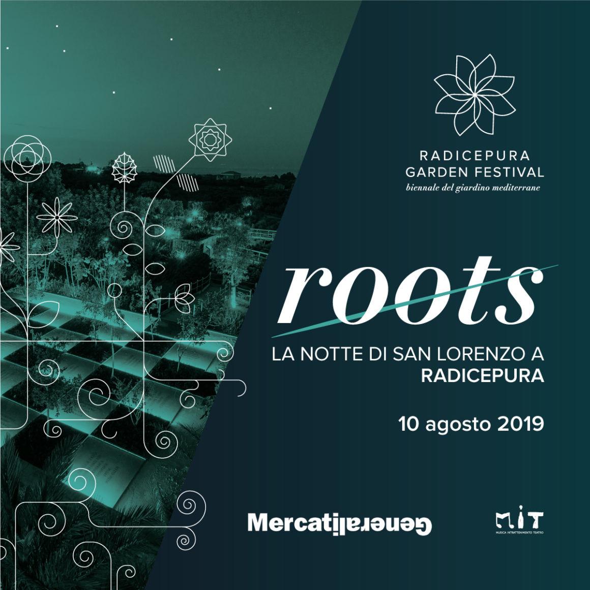ROOTS San Lorenzo a Radicepura – Live & Dj Set