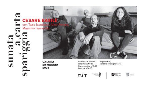 Sunata a Carta Spariggia_Cesare Basile
